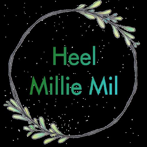 Heel Millie Mil Logo